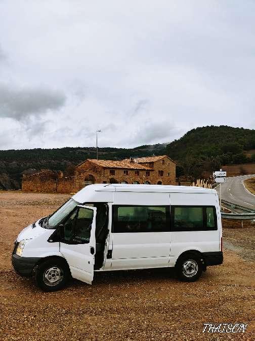 Imagen Portes economicos desde 0,30/km madrid-zaragoza-barcelona-madrid.