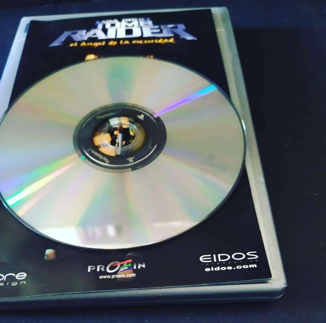 Imagen TOMB RAIDER PS2