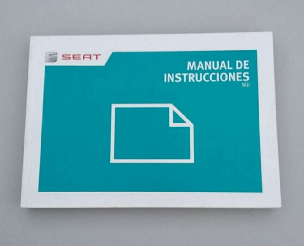 Imagen manual Seat mii