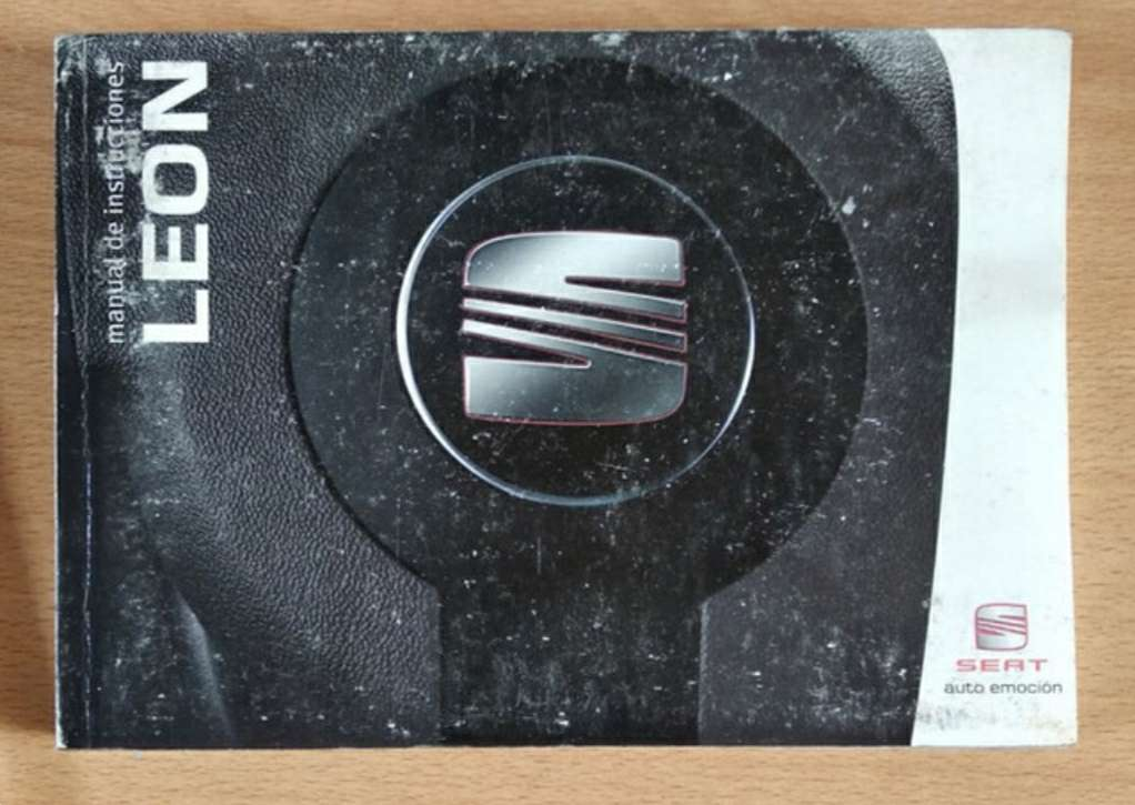 Imagen manual Seat León