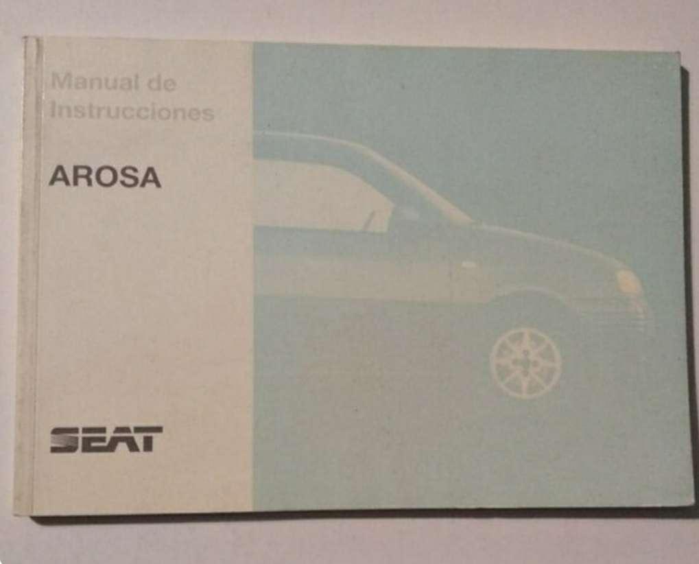 Imagen manual Seat Arosa
