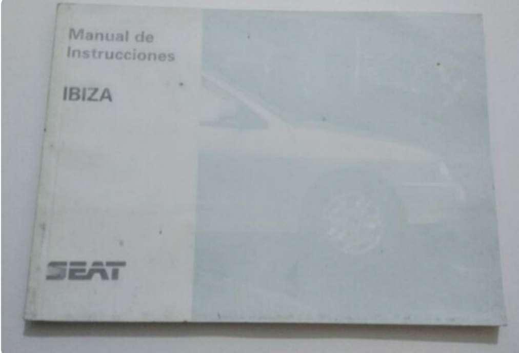 Imagen manual Seat Ibiza 3