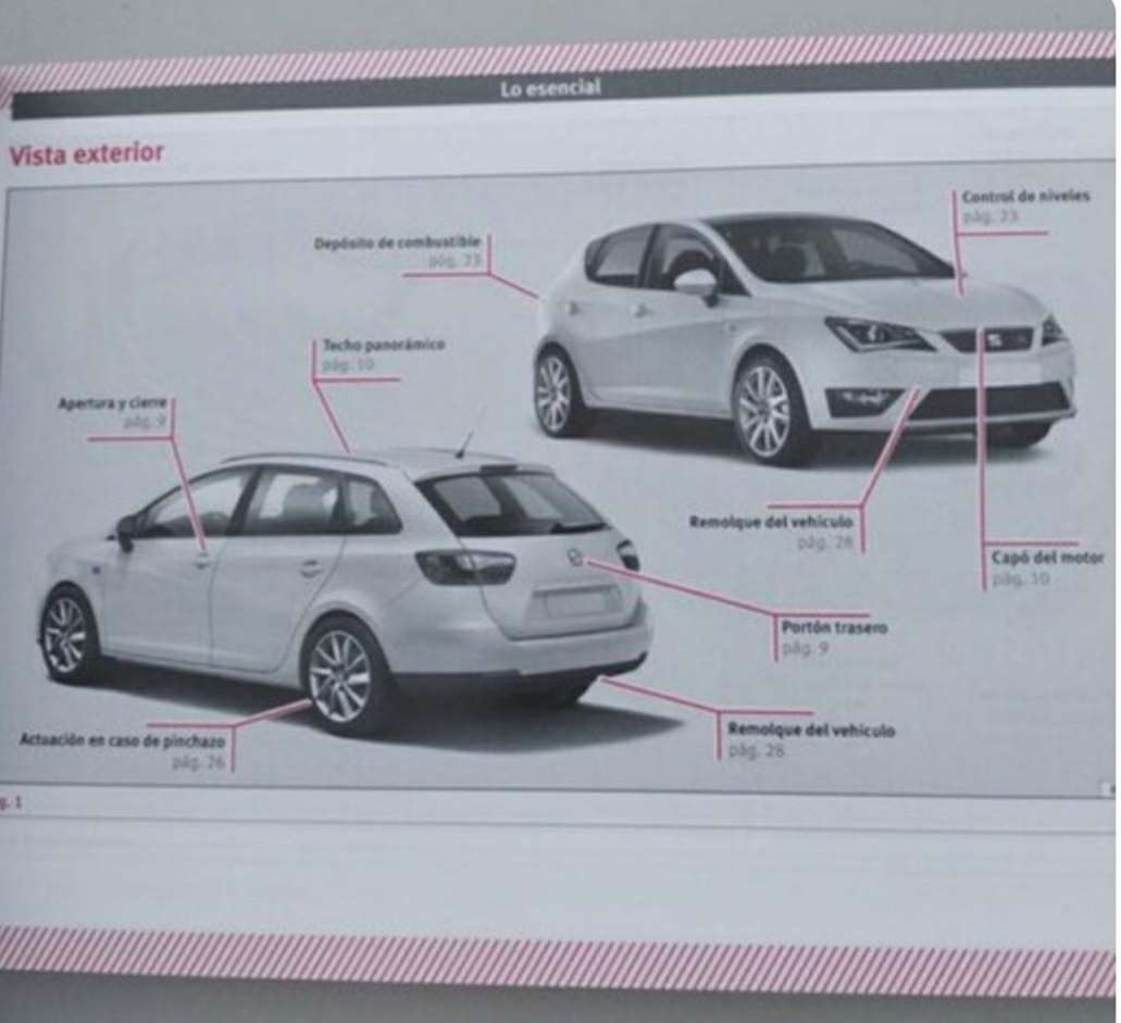 Imagen producto Manual Seat Ibiza 2014 2