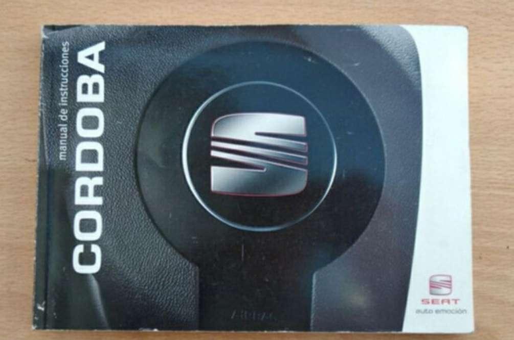 Imagen manual Seat Córdoba