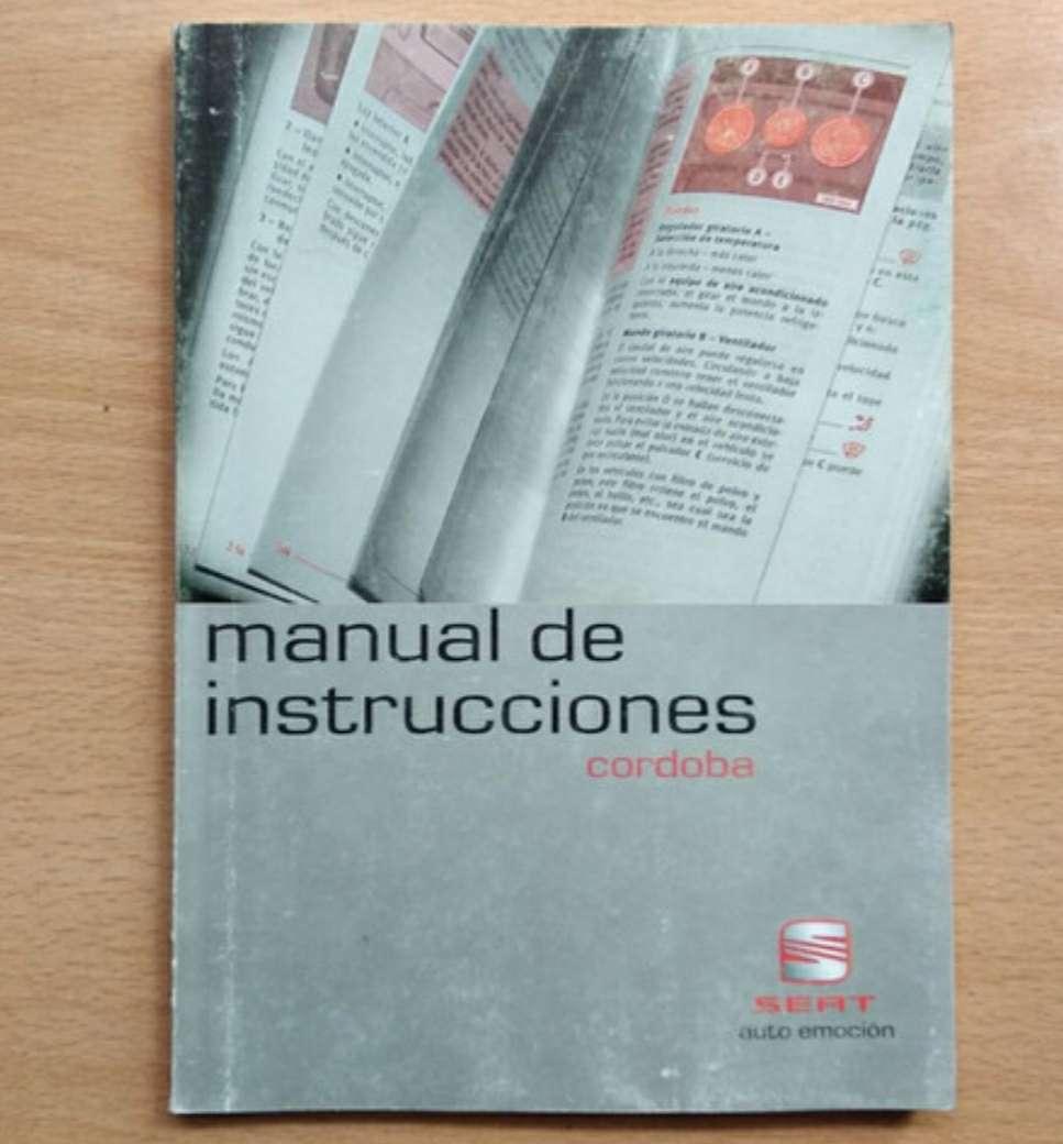 Imagen Manual Seat Córdoba 2002 al 2006