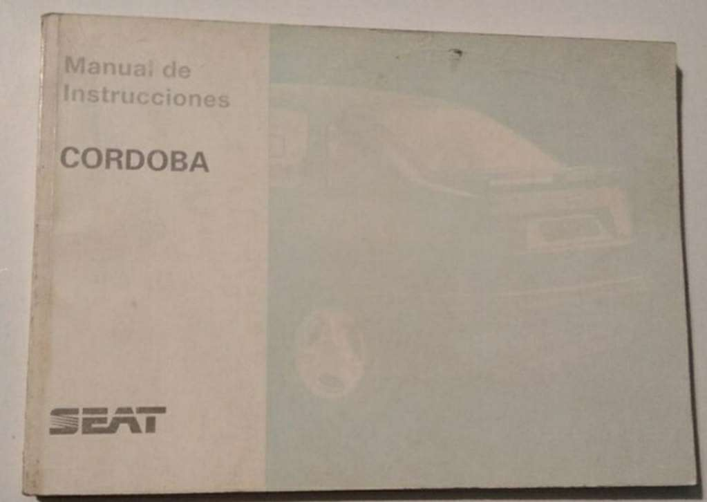 Imagen manual Seat Córdoba 1