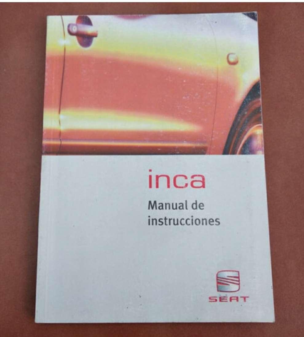 Imagen manual Seat Inca 2