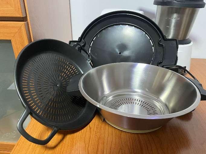 Imagen producto Robot de cocina Taurus MyCook 1.6 8