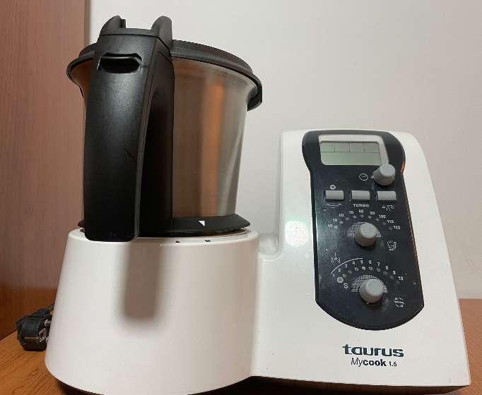 Imagen producto Robot de cocina Taurus MyCook 1.6 5