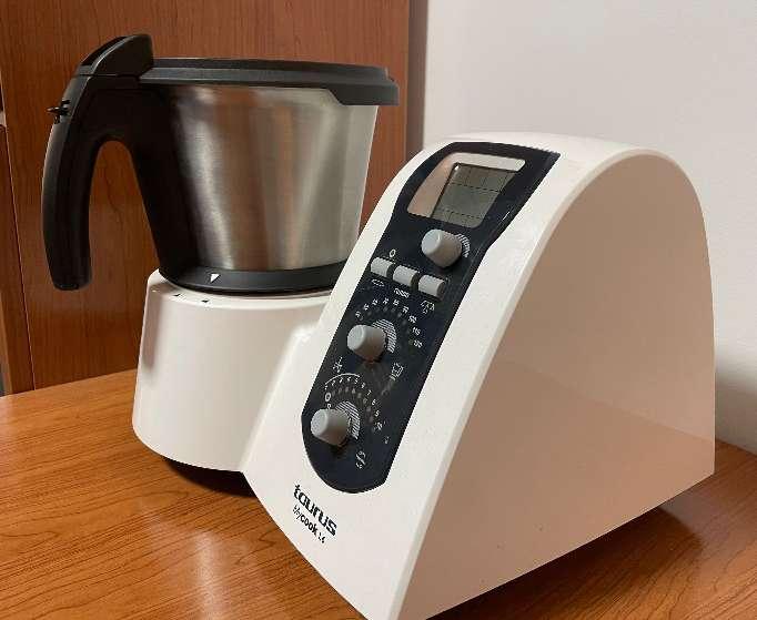 Imagen producto Robot de cocina Taurus MyCook 1.6 4