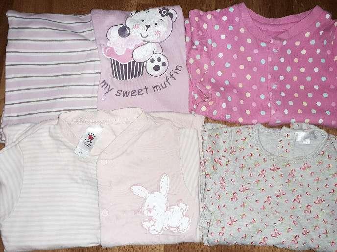 Imagen Lote de pijamas, 9-12m.