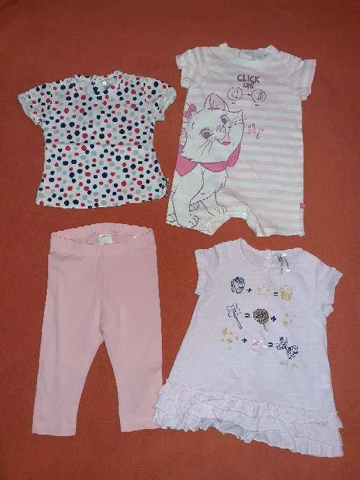 Imagen producto Lote de bebé niña, 9m.  2