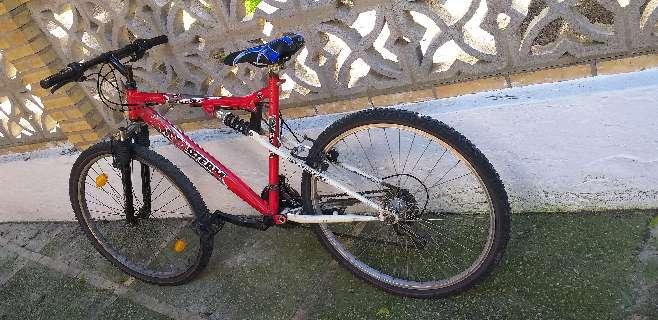 Imagen Bicicleta Worldteam