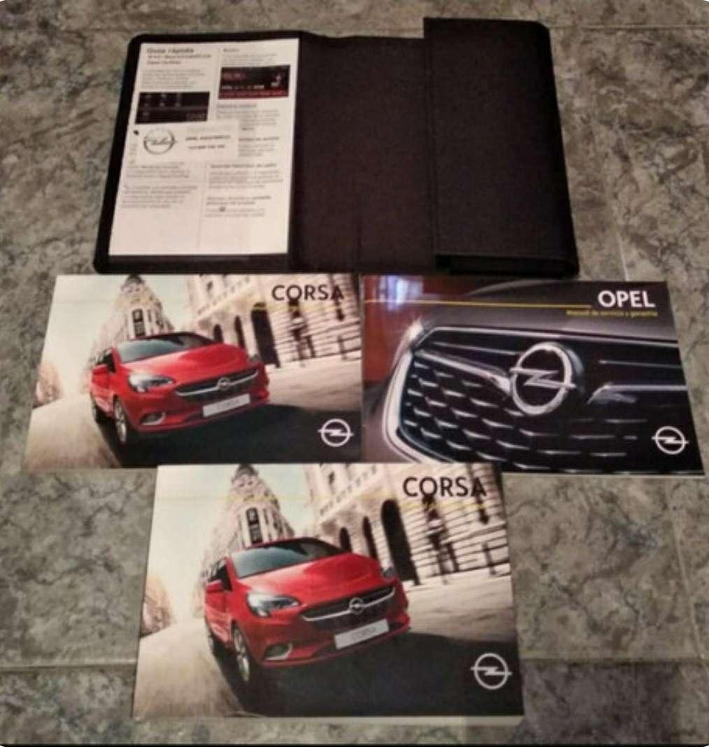 Imagen manual Opel corsa