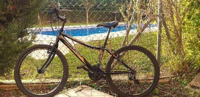 Imagen Bicicleta Mitical + Casco