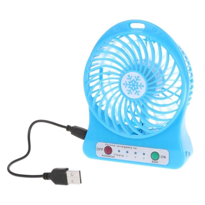 Imagen producto Mini ventiladores recargables  2