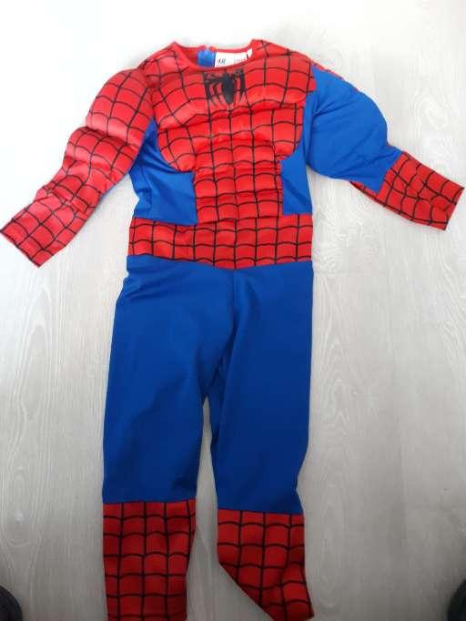 Imagen disfraz Spiderman