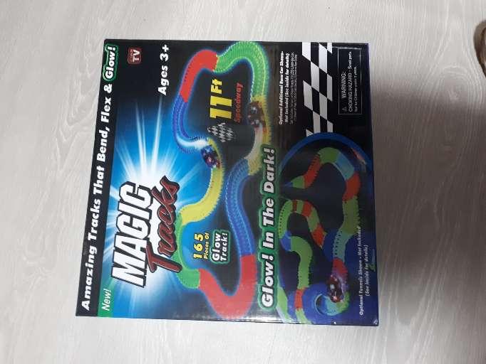 Imagen circuito Magic tracks