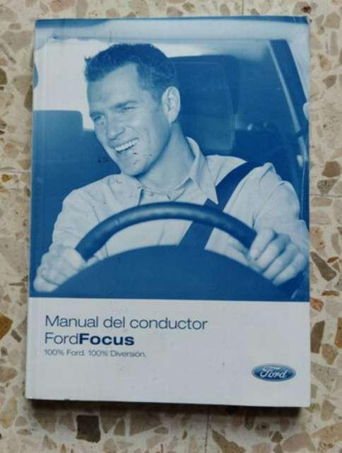 Imagen manual Ford Focus