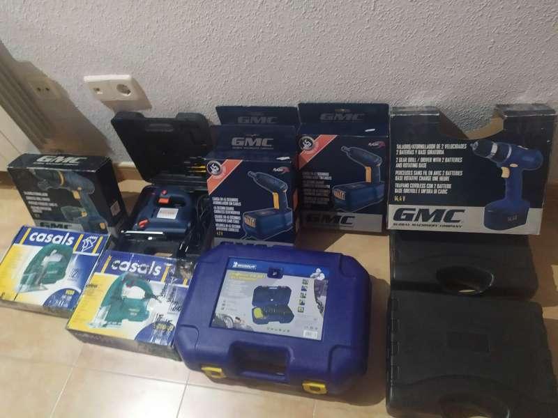 Imagen producto Liquidacion de herramientas nuevas!!!!! 2