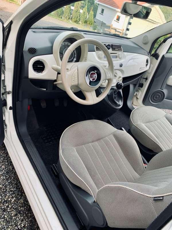 Imagen Fiat 500 manual