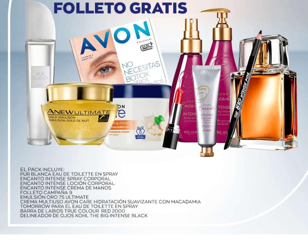 Imagen lotes de perfumes