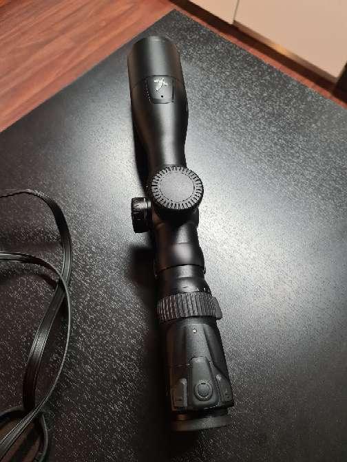 Imagen venta visor swarovski ds 5-25-52con montage nuevo de blaser incluido en precio.