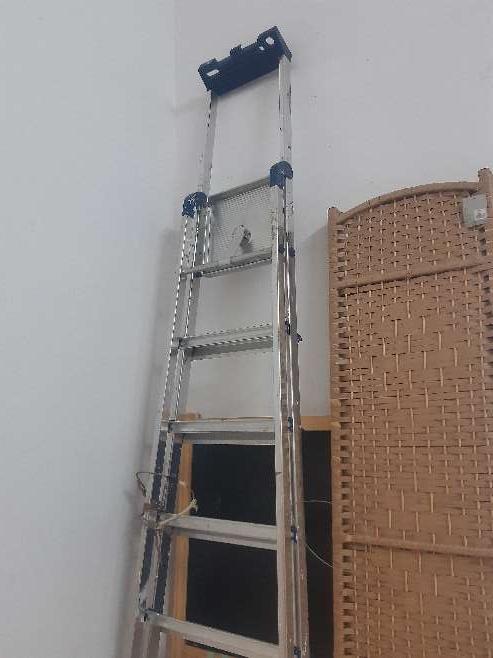 Imagen producto Escalera Aluminio NUEVA. 2