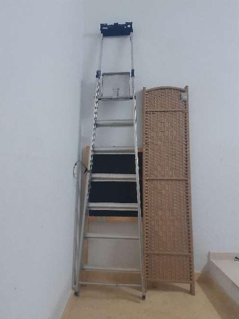Imagen producto Escalera Aluminio NUEVA. 4