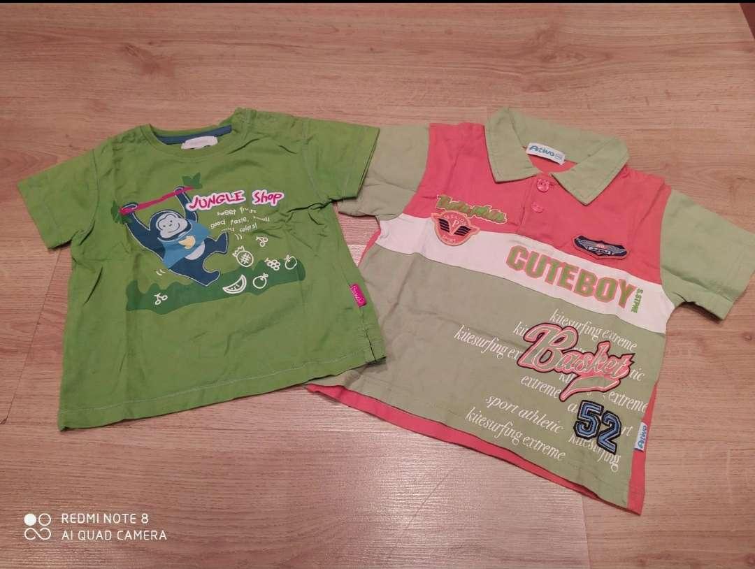Imagen Lote 2 camisetas verano 18 meses