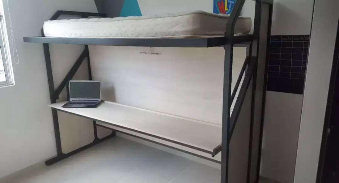 Imagen Vendo o cambio funcional camarote-escritorio
