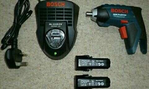 Imagen atornillador eléctrico