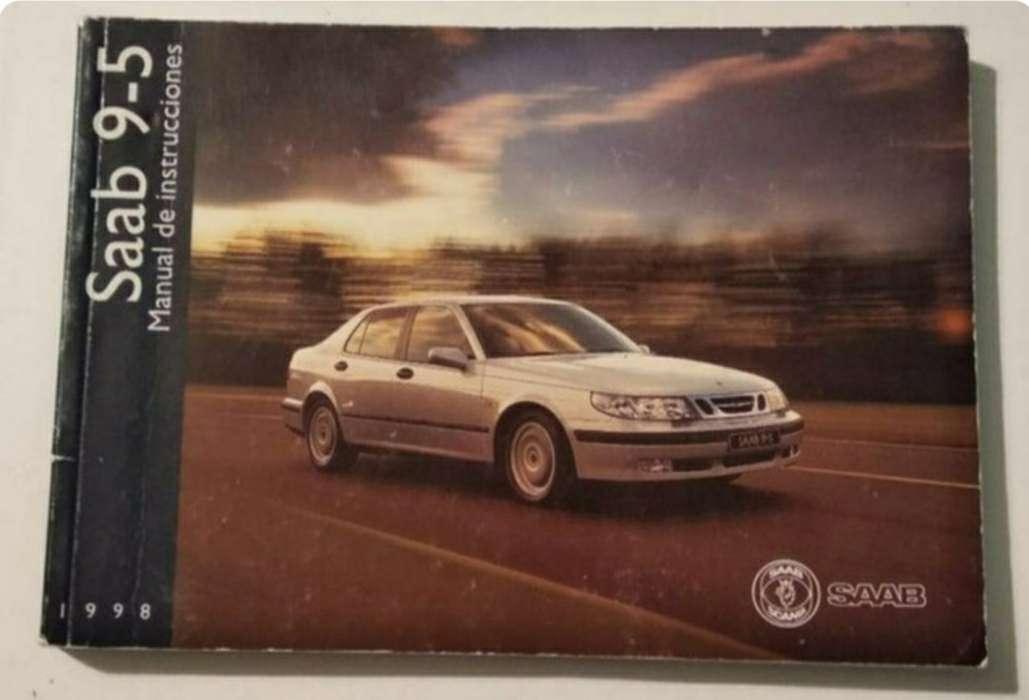 Imagen manual Saab 95
