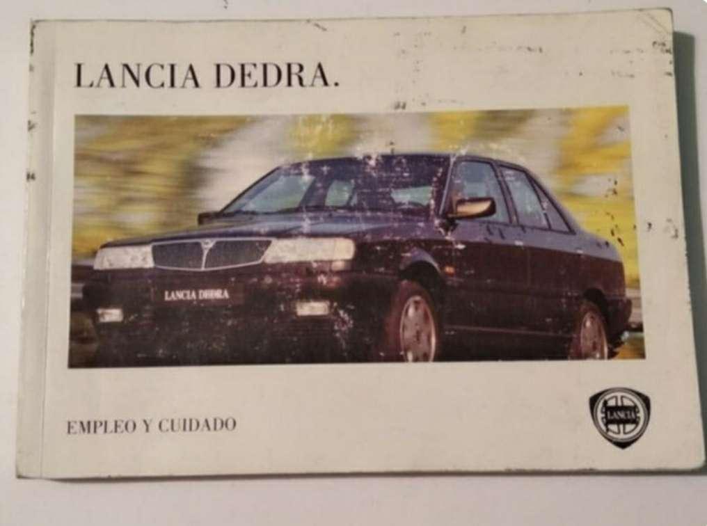 Imagen manual Lancia dedra