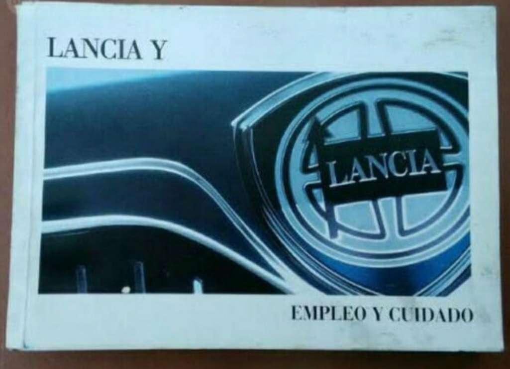 Imagen tapas Lancia y