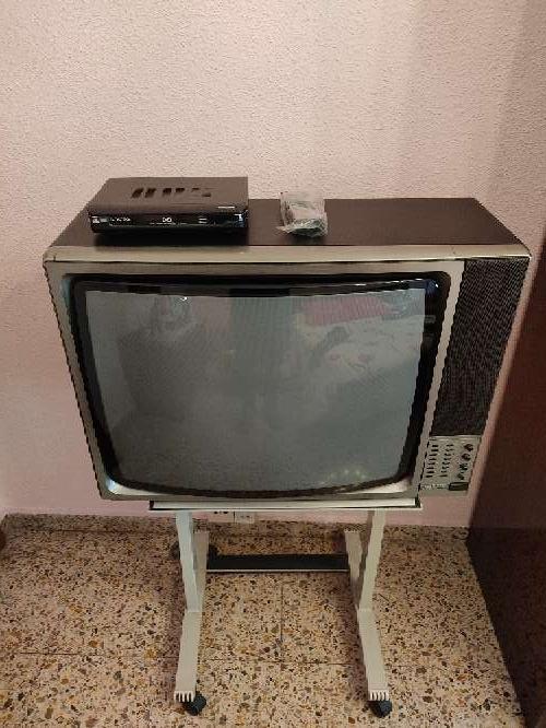 Imagen Televisor Telefunken vintage
