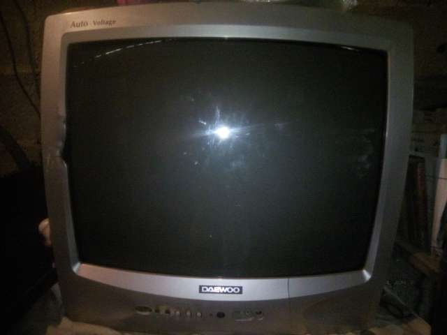 Imagen televisor Daewoo