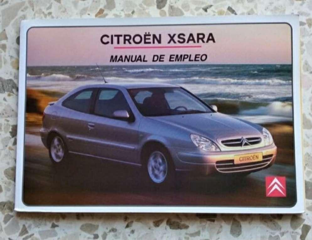 Imagen manual Citroen Xsara
