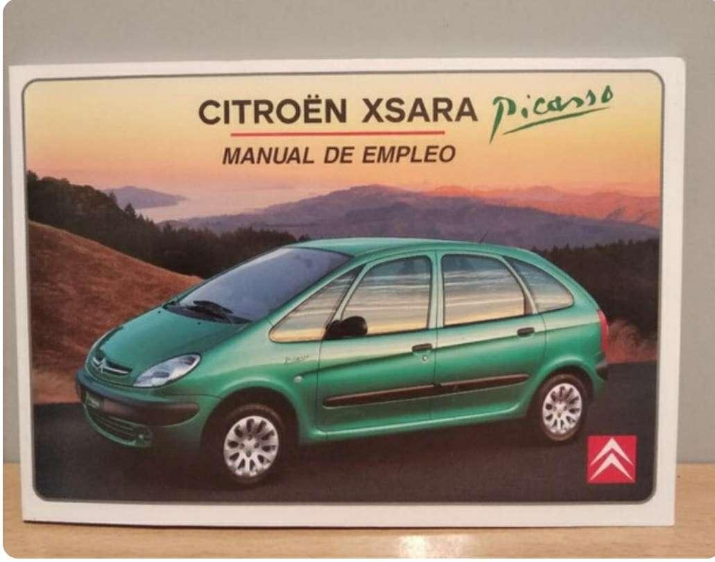 Imagen manual Citroen Xsara Picasso