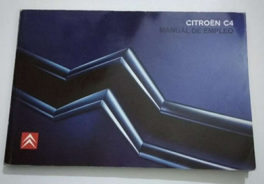 Imagen manual Citroen C4