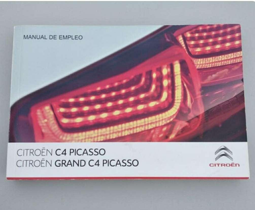 Imagen manual Citroen C4 Picasso grand Picasso
