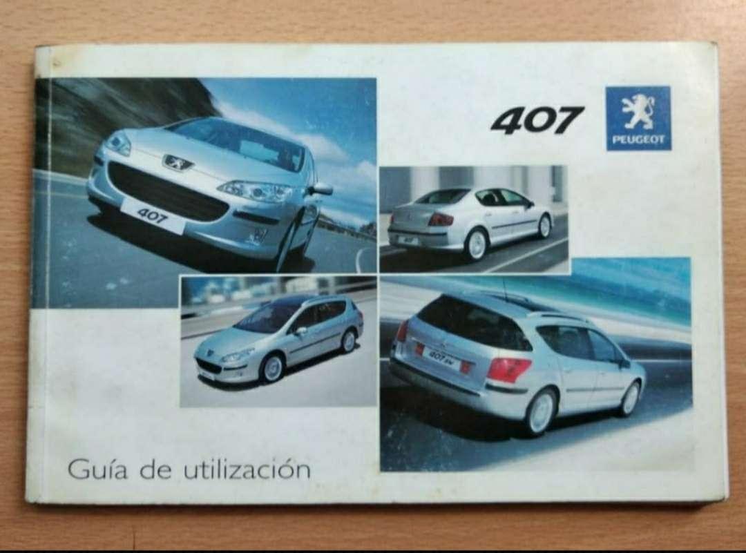 Imagen manual Peugeot 407