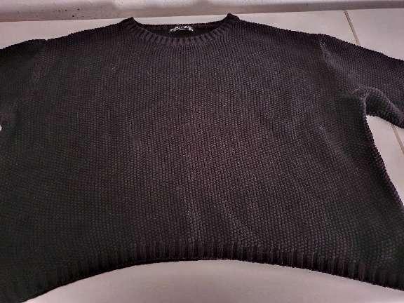 Imagen jersey de punto talla corta