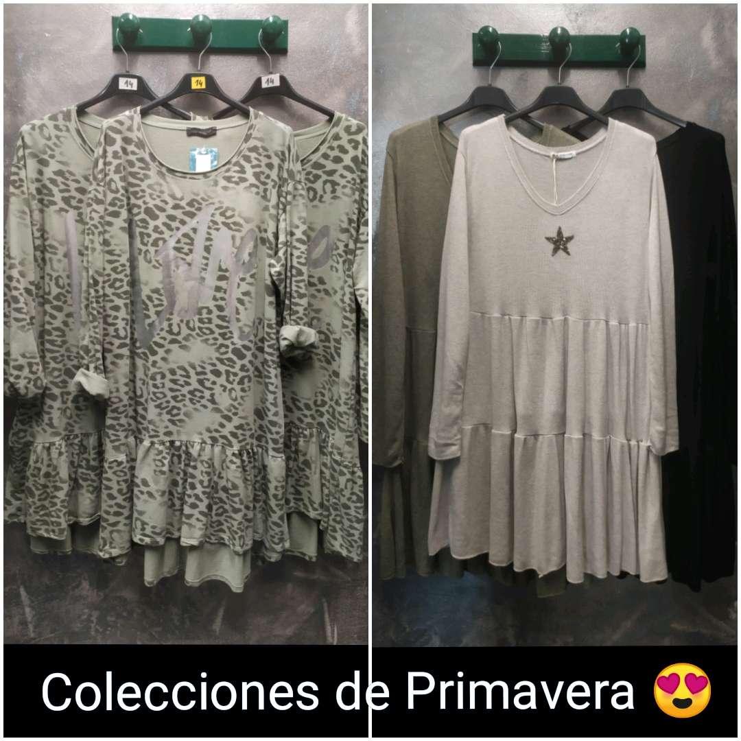 Imagen vestidos de primavera a 14-18 eur