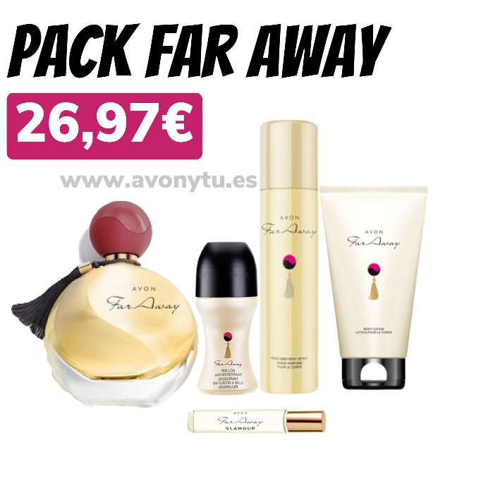 Imagen producto Pack Far Away 1