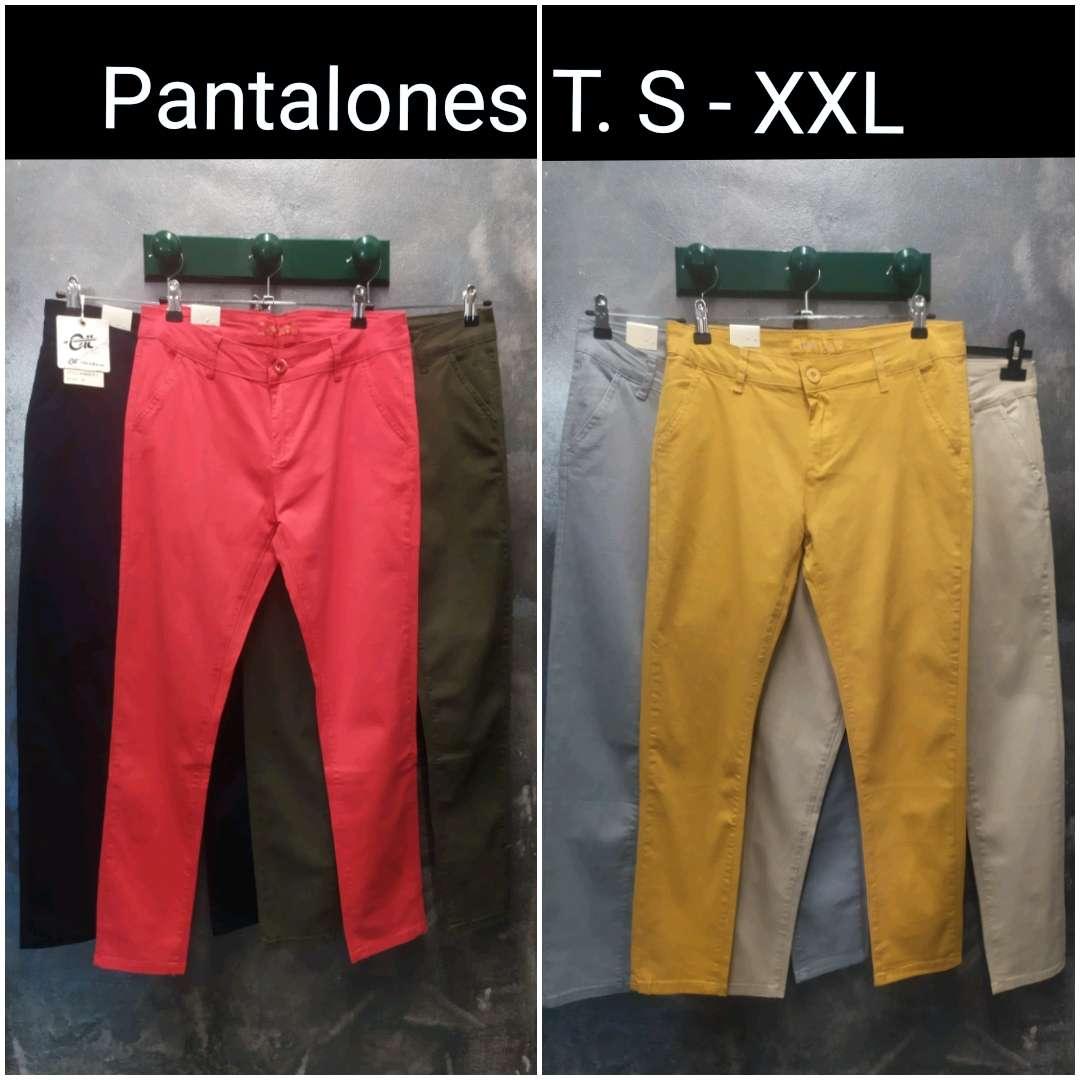 Imagen pantalones varios colores