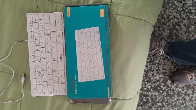 Imagen Mini teclado USB