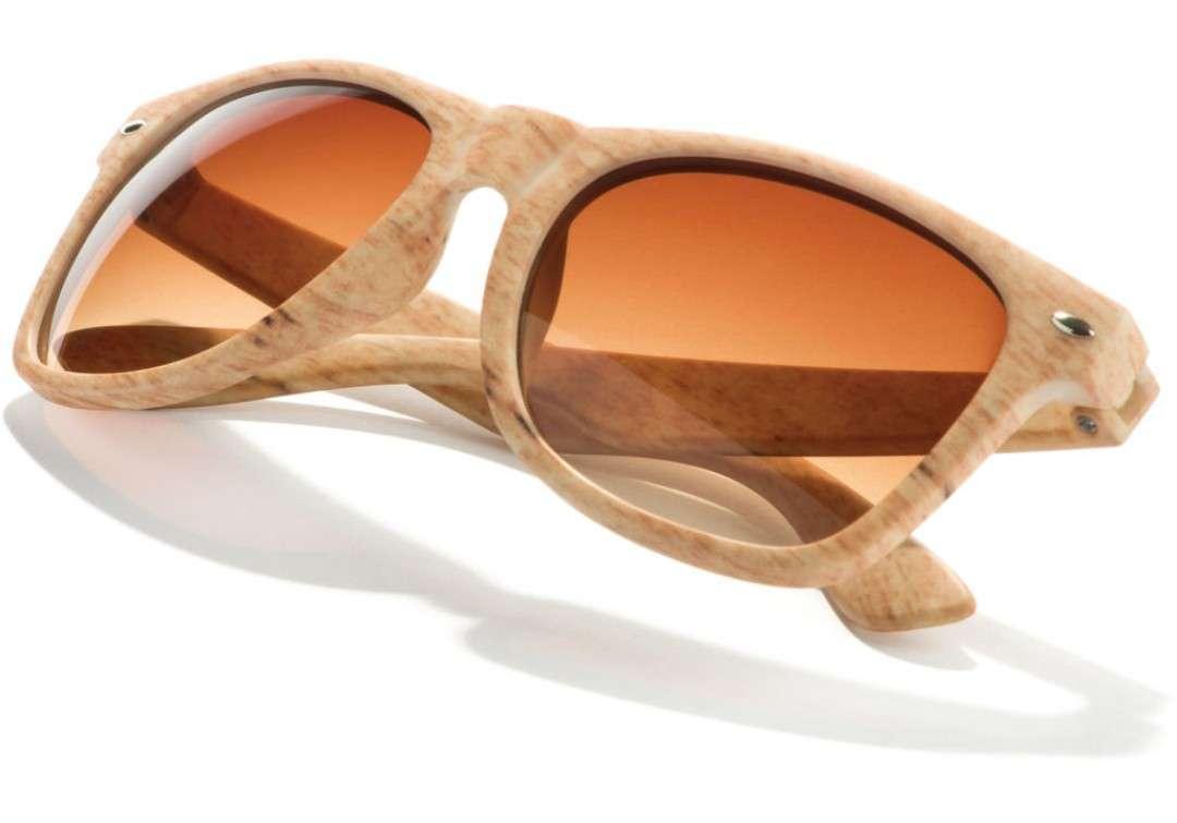 Imagen gafas de sol madera marca Fire