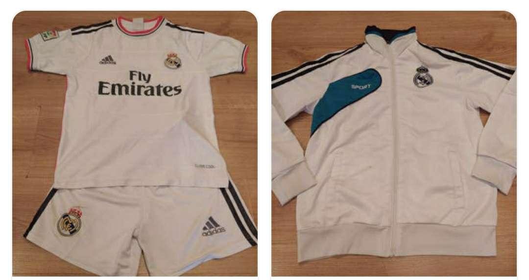 Imagen Lote Real Madrid 10 años