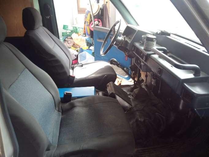 Imagen Nissan patrol 33d
